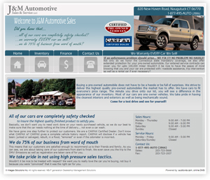 Used car dealer in Naugutuck, CT Connecticut