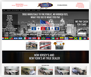 Used car dealer in Little Ferry, Hackensack, Fort Lee, Clifton, NJ